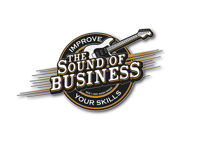The Sound of Business Logo