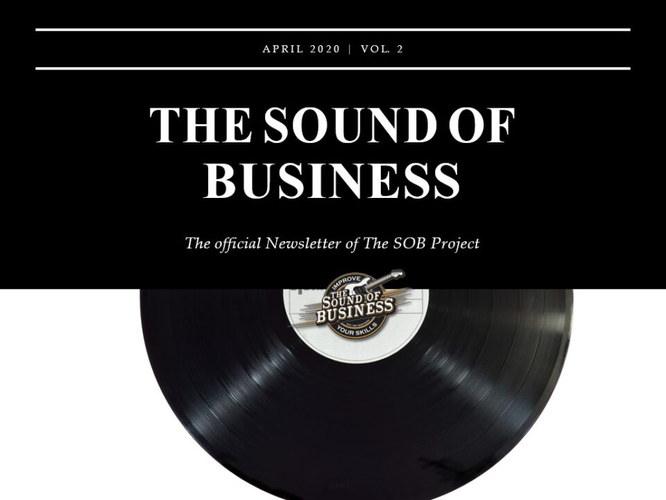 SOB Newsletter 2 cover