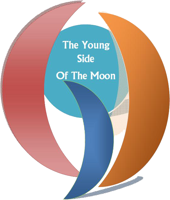 The Young Side of the Moon project's logo